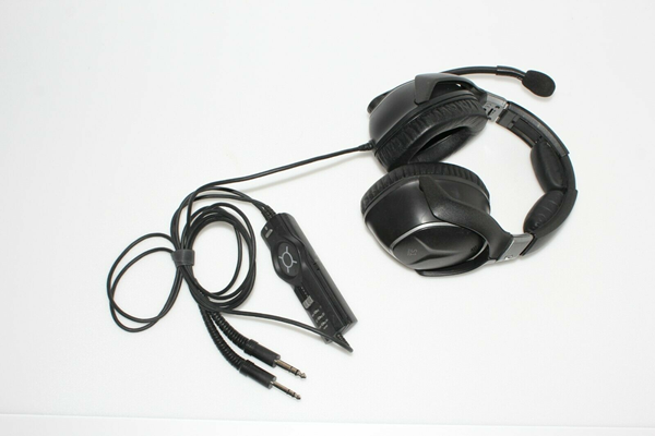 Picture of Untested | Sennheiser S1 Digital Pilot Aviation Headset #0444