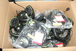 Picture of Lot of 35 | Turtle Beach XO Three Wired Gaming Headset Xbox One/PS4/PC #008