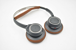 Picture of Used - Plantronics BackBeat Sense Black/Tan