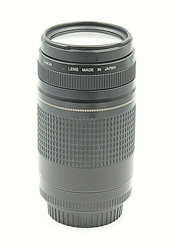 Picture of Canon EF 75-300mm f4-5.6 II USM Lens