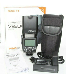 Picture of Godox V860II-S V860II S V860 II S Speedlite for Sony Camera