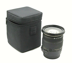 Picture of Sigma DC 17-50mm f/2.8 EX HSM Lens Canon Mount