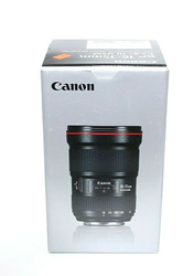 Picture of Canon EF 16-35mm f/4L IS USM Lens BOX ONLY