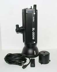 Picture of Godox SL Series SL200W 200W White LED Video Light, 5600K Color Temperature