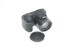 Picture of Nikon Coolpix L340 20.2MP Digital Camera - Black. For Parts Only!