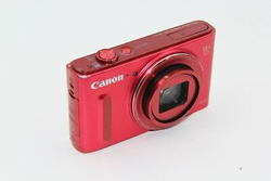 Picture of Broken Canon PowerShot SX610 HS 20.2MP Digital Camera - Red For Parts or Repair