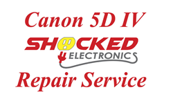Picture of Canon 5D Mark IV Repair Service - Impact / Water Damage WE CAN FIX IT !