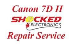 Picture of Canon 7D Mark II Repair Service - Impact / Water Damage WE CAN FIX IT !