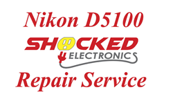Picture of NIKON D5100 Repair Service - Impact / Water Damage WE CAN FIX IT !