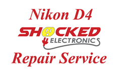 Picture of NIKON D4 Repair Service - Impact / Water Damage WE CAN FIX IT !