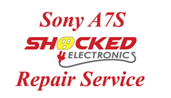 Picture of Sony A7S A7 S Repair Service - Impact / Water Damage WE CAN FIX IT !