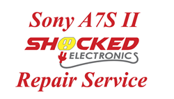 Picture of Sony A7S A7 S Mark II Repair Service - Impact / Water Damage WE CAN FIX IT !