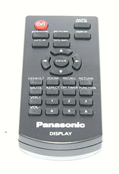 Picture of Panasonic Remote Control N2QAYA000099