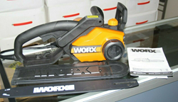 "Picture of WORX WG303.1 Electric 16"" Chainsaw without Chain #1111"
