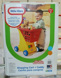 Picture of Little Tikes Creative Kids Shopping Cart #1111