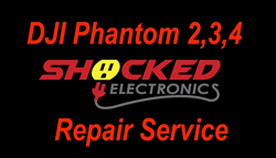 Picture of DJI PHANTOM 2 / 3 / 4 PRO, STANDARD, ADV - CRASHED OR BRICKED - WE CAN FIX IT !