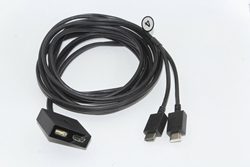 Picture of USED SONY Headset Connection cable for Playstation VR Headset First Generation
