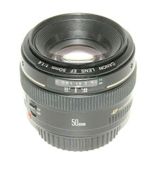 Picture of Used | Canon EF 50mm F/1.4 USM Lens for Canon SLR Cameras | 1111
