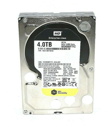 Picture of Broken Western Digital 4.0TB Hard Drive SATA / 64MB cache WD4000FYYZ