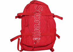 Picture of Supreme Backpack (FW18) Red