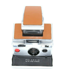 Picture of Broken Impossible PRD4142 Polaroid SX-70 Original Camera