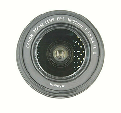 Picture of Used | Canon Zoom Lens EF-S 18-55mm f/3.5-5.6 IS II | 1111