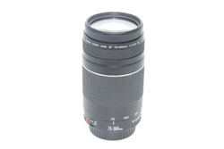 Picture of Used | Canon EF 75-300mm f/4.0-5.6 III Lens | 1105