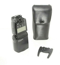 Picture of Broken Canon Speedlite 580EX Electronic Shoe Mount Flash