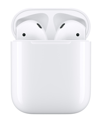 Picture of Brand New Apple AirPods 1st Gen. Bluetooth Headset - White (MMEF2AM/A) 1105