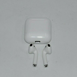 Picture of Broken | Apple AirPods 1st Gen. Bluetooth Headset - White (MMEF2AM/A) | 1105