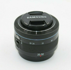 Picture of Samsung 20-50mm f/3.5-5.6 II ED Lens (Black)