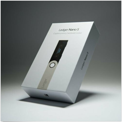 Picture of Open Box | Ledger Nano S | Cryptocurrency Hardware Wallet | 1105