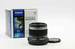 Picture of Brand New | Olympus M.Zuiko Digital 45mm f/1.8 ED Lens (Black) - 1105