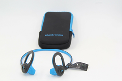 Picture of Plantronics BackBeat Fit Bluetooth Wireless Headphones BLUE for parts repair