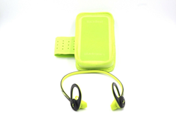 Picture of Plantronics BackBeat Fit Bluetooth Wireless Headphones NEON for parts repair