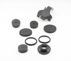 Picture of DJI Inspire Camera Caps, Rings and more