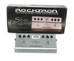 Picture of Rocktron Silver Dragon Vacuum Tube Distortion
