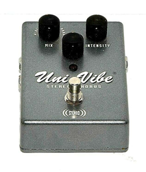 Picture of Uni-Vibe Stereo Chorus Guitar Pedal Stereo and Vibrato