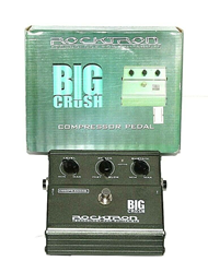 Picture of Rocktron Big Crush Compressor Pedal