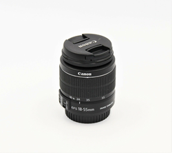 Picture of Canon EF-S 18-55mm f/3.5-5.6 II IS DSLR Zoom Lens for Canon T3i T5i T4i 60D