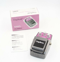 Picture of Working with Minor Damage Daphon E20FL Professional Effect Pedal Flanger #0913