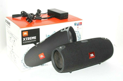 Picture of JBL Xtreme Portable Wireless Stereo Speaker- Black