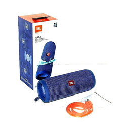 Picture of Used | JBL Flip 4 Wireless Portable Stereo Speaker (Blue)