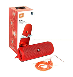 Picture of Used | JBL Flip 4 Wireless Portable Stereo Speaker (Red)