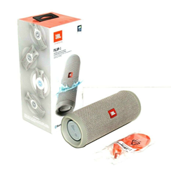 Picture of Used | JBL Flip 4 Wireless Portable Stereo Speaker (Gray)