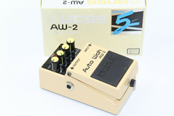 Picture of Boss Auto Wah AW-2 guitar effect pedal AW 2