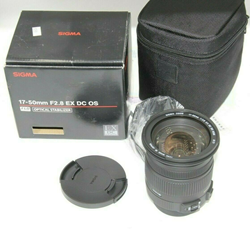 Picture of Sigma 17-50mm F2.8 EX DC OS HSM Zoom Lens For Nikon