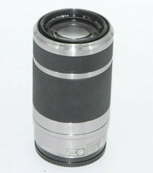 Picture of Sony E 55-210mm F4.5-6.3 OSS Lens for Sony E-Mount Cameras Silver