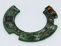 Picture of Sigma 50mm 1:1.4 Lens Main PCB Replacement Part for Canon