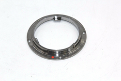 Picture of Sigma 50mm 1:1.4 Lens CANON BAYONET MOUNT RING PART